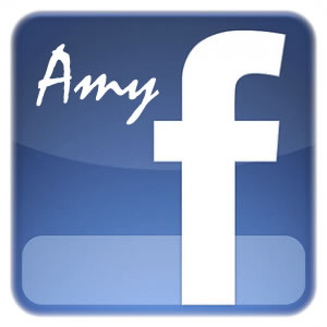 Amy on Facebook