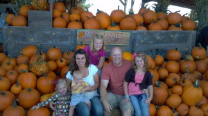Allred's at the Pumpkin Patch