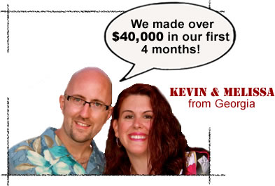 Kevin and Melissa testimonial