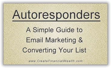 autoresponders and email marketing